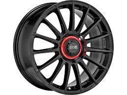 Alloy Wheels - <b>Superturismo</b> Evoluzione - <b>OZ</b> Racing
