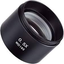 AmScope SM05 <b>0.5X Barlow Lens</b> For SM Series Stereo: Amazon ...