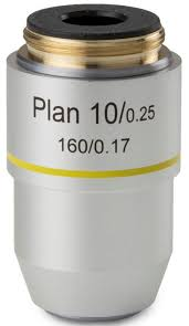 Купить <b>объектив планахроматический Levenhuk MED</b> 10x в ...
