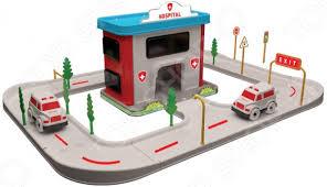 <b>Игровой набор Terides</b> «<b>Больница</b>» купить по низкой цене в ...