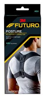 FUTURO™ <b>Posture Corrector</b>, One Size - <b>Adjustable</b>
