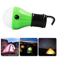 <b>1PCS Portable outdoor</b> Hanging 3LED Camping Lantern LED Camp ...