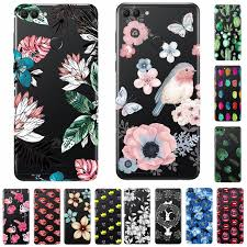 For Huawei Enjoy 8 Plus Y9 (2018) 5.93' <b>Case Soft TPU</b> Silicone ...