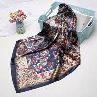 Sacred <b>Threads</b> Tapestry <b>Bohemian</b> Scarf wrap neck Scarves Fringe ...
