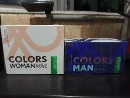 <b>Benetton Colors</b> Woman <b>De Benetton Rose</b> EDT 80ml | Perfume ...