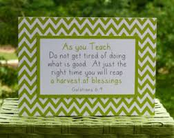 Teacher gift encouragement teacher quote by abidingwordcreations via Relatably.com