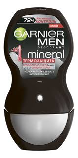 GARNIER <b>роликовый дезодорант термозащита mineral</b> garnier ...