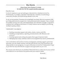 office administrator cover letter sample job and resume template office administrator cover letter sample