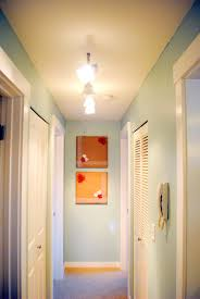 hallway lighting fixtures canada with shabby chic model concept design and white simple ceiling lamps idea plus brown wooden modern floor plans chic lighting fixtures
