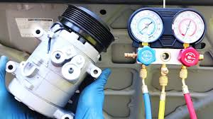 How to Replace an <b>AC Compressor in</b> your Car - YouTube