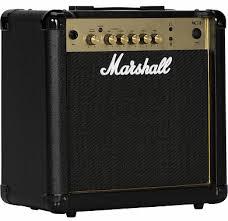 Купить Гитарный <b>комбо MARSHALL MG15G</b> с бесплатной ...