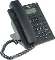 <b>SIP</b>-<b>телефон Panasonic KX-HDV100RUB</b>, черный — купить в ...