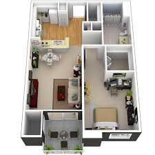 images about House Plans on Pinterest   Small house plans     d Small House Plans Under sq ft   Loft and One Bedroom  smallhouseplans