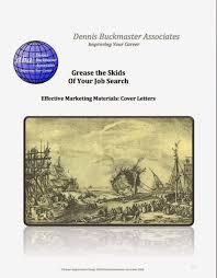 dennis buckmaster associates job finding tips discussions