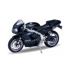 <b>Модель мотоцикла</b> 1:18 Triumph Daitona 955I <b>Welly</b>