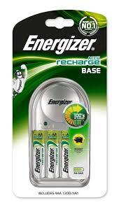 Купить <b>Устройство зарядное Energizer</b> Base <b>Charger</b> + 4 ...