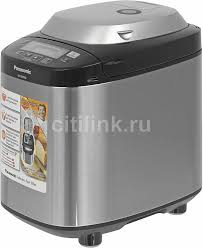 Купить <b>Хлебопечь PANASONIC SD-ZB2502BTS</b>, серебристый в ...