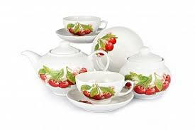 Купить <b>чайные сервизы</b> из фарфора | Дулевский фарфор
