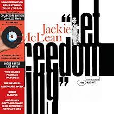 <b>Let</b> Freedom Ring: <b>Jackie McLean</b>: Amazon.ca: Music