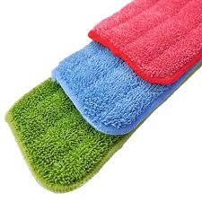 Easy Spray <b>Mop Microfiber</b> Cloth WYL-06 Spray <b>Mop</b> Cloth Refill ...