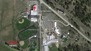 Active Shooter at Freeman High School Near Spokane - YouTube