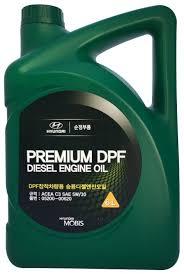 <b>Моторное масло</b> MOBIS <b>Premium DPF</b> Diesel 5W-30 6 л — купить ...