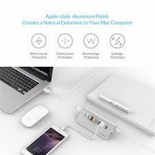 Buy the <b>Orico</b> Premium Aluminium <b>7 Port</b> Mac Design USB 3.0 HUB ...