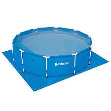 Каталог <b>Подстилка</b> для бассейнов <b>BESTWAY 58001</b>, 396х396 см ...