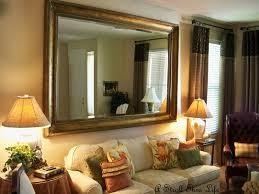 large mirror wall decor