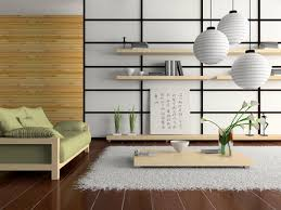 contemporary asian living room with shoji screen inspired wall asian modern furniture