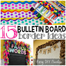 homemade bulletin board border ideas 300x300 bulletin board designs for office