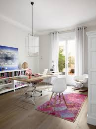 home office rug beautiful pink floral rug pattern with white office room interior set also feminine beautiful white home office