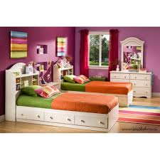 board bright jewel toned kid bedroom