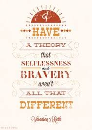 Veronica Roth Quotes on Pinterest | Maggie Stiefvater, George Rr ... via Relatably.com