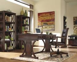 buy devrik home office desk by signature design from www mmfurniture com sku h619 27 buy burkesville home office desk