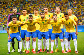 Selección de fútbol de Brasil