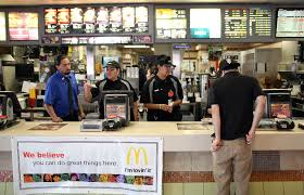 mcdonalds cashier image information mcdonalds cashier