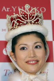 Mami Sakurai, newly-crowned 2006 Miss International Japan, poses during the 2006 Miss International Japan on September 26, 2005 in Tokyo, Japan. - 2005%2BMiss%2BInternational%2BBeauty%2BPageant%2B4iB-1A7YuY_l