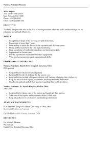 resume sample  x  cna  seangarrette coresume sample  x  cna no experience