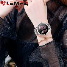 Big Offer #fbd61 - <b>LEMFO LW07</b> Smart Watch Women 2020 DIY ...