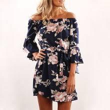 <b>Floral</b> Print <b>Dress</b>