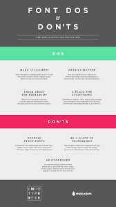 font dos don ts great for websites business cards and font dos don ts great for websites business cards and printed
