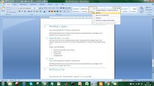 building a template report ms word building a template report ms word