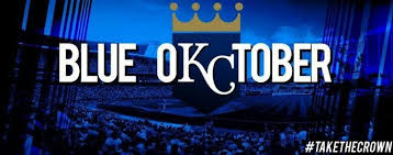 Image result for royals blue october