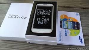 Как настроить новый <b>Samsung Galaxy S3</b> | NanoReview.net