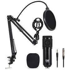 OWLVIEW Condenser Microphone <b>BM800 Professional Studio</b> ...
