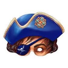 """Карнавальная <b>маска</b> """"<b>Пират</b>"""", картон (4562125) - <b>Сима</b>-<b>ленд</b>"""