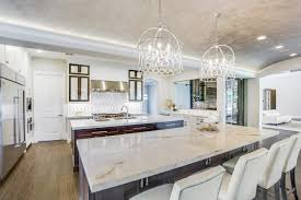 calacatta marble kitchen waterfall: transitional onyx and marble home aria stone gallery calacatta vagli marble kitchen web