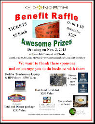 old north st louis blog 2013 to purchase raffle tickets
