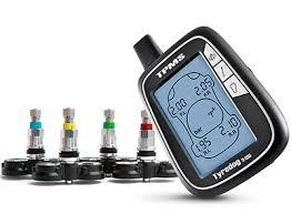 Система контроля <b>давления в шинах</b> - как работает?